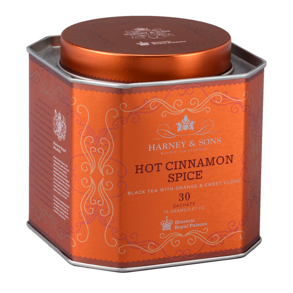 Harney & Sons - Hot Cinnamon Spice (30 Ct)