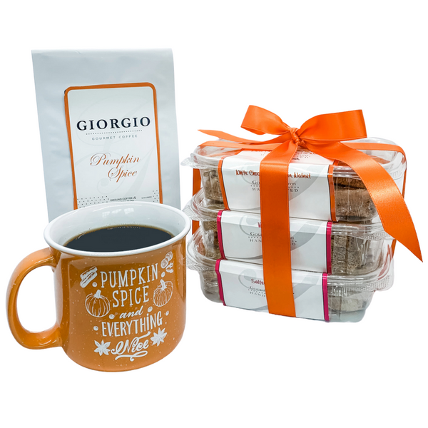 Pumpkin Spice & Everything Nice - Coffee Gift Set