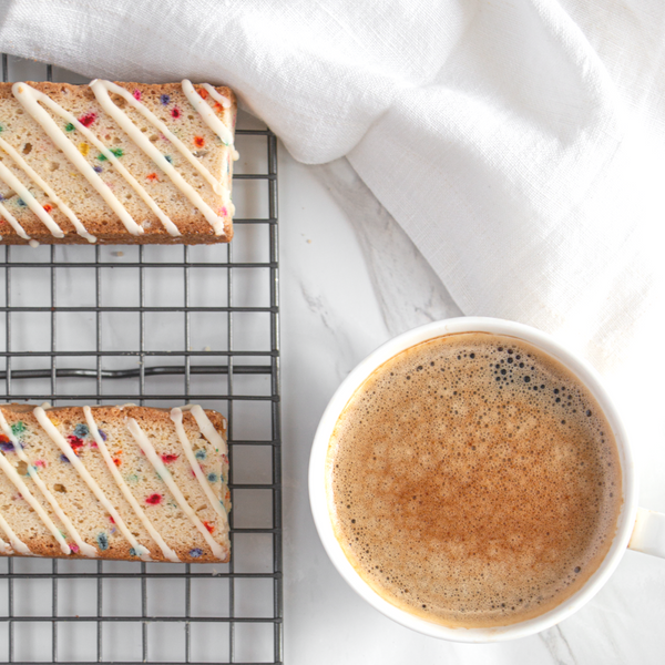 Birthday Coffee & Biscotti Gift Box