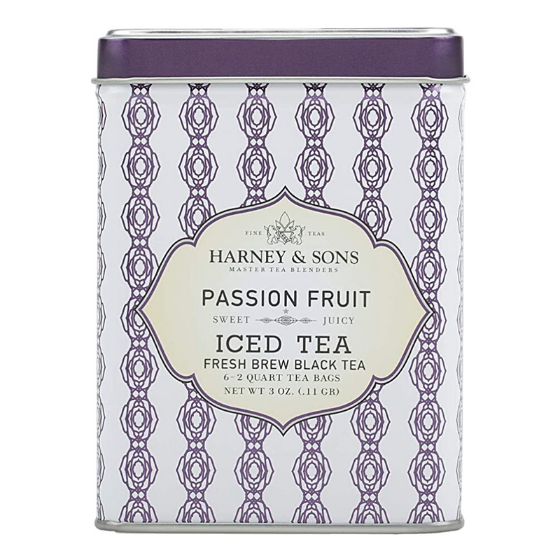 Harney & Sons - Passion Fruit Iced Tea  (6 Ct)
