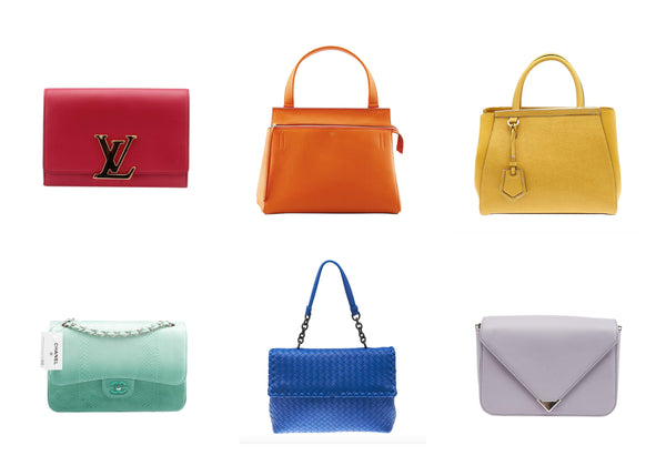 Designer Handbags Of Every Color: Our Top Picks