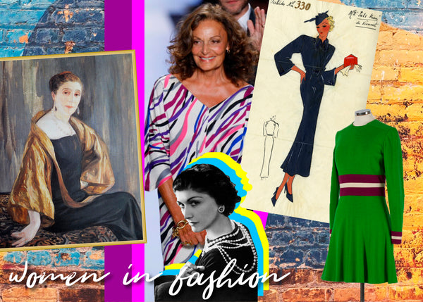 Most Influential Women in Fashion Design