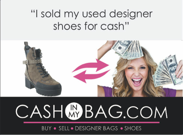 Sell Your Designer Shoes Online