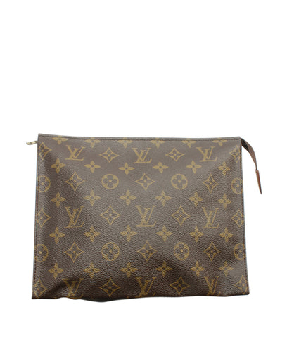 Louis Vuitton M47270 Deauville Monogram Satchel