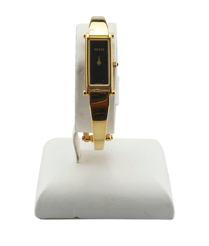 Gucci 1500L Stainless Steel Gold-tone Quartz Watch