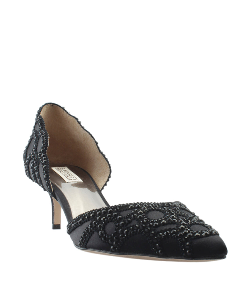 Find great deals on eBay for kitten heel satin. Shop with confidence.