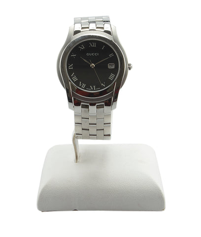 Gucci 5500M Stainless Steel Quartz Watch