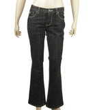 Louis Vuitton Jeans Grey Denim Cotton Jeans, Size 38