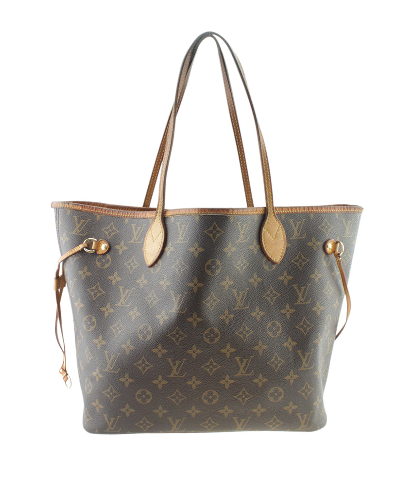 Louis Vuitton M41178 Neverfull MM Monogram Tote
