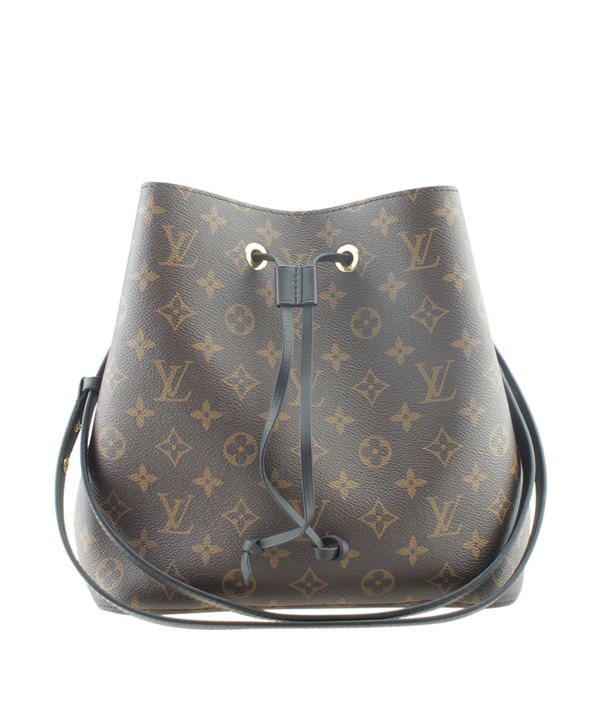 Louis Vuitton M44020 NeoNoe Monogram Coated Canvas Shoulder Bag