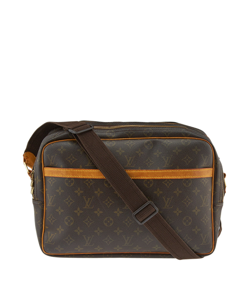 Louis Vuitton M45252 Reporter GM Monogram Shoulder Bag