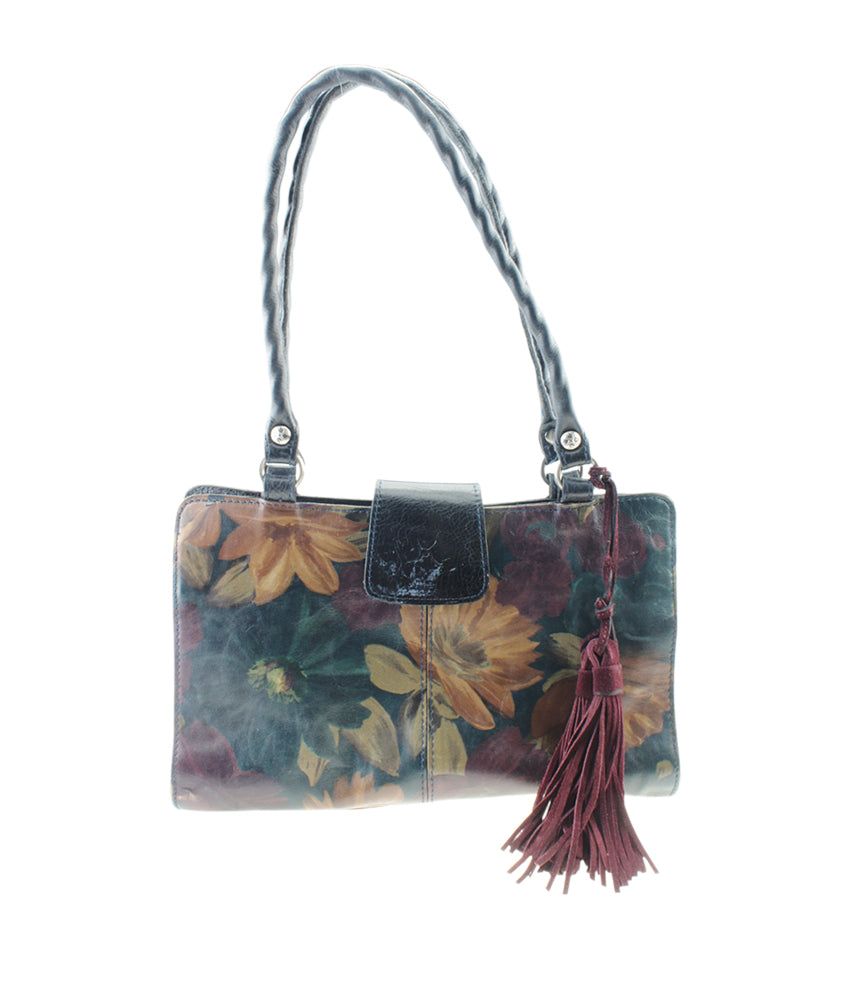 5d507f603 Patricia Nash Rienzo Multi-Color Floral Leather Tote | Cash In My Bag