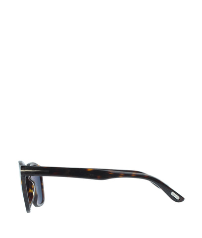 Tom Ford TF595 Eric-02 Brown Tortoise Plastic Sunglasses