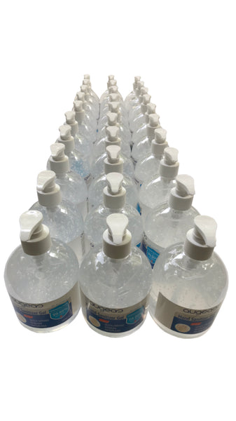 30 Bottles Hand Sanitizer (500ml // 16.9oz)