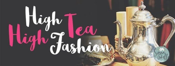 Tea Time and New Spring Collection to Debut at Sierra Belle Boutique on April 17