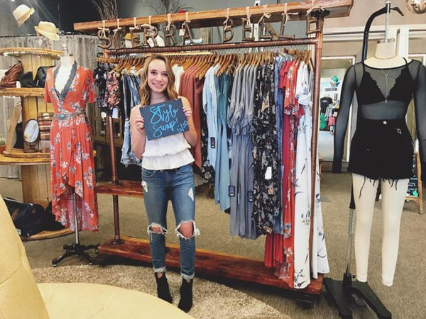 Swap Styles For a Good Cause at Sierra Belle Reno Fashion Boutique