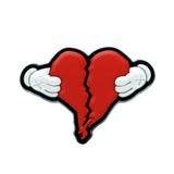 808s & Heartbreak PVC 3D Lapel Pin
