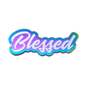Blessed Lapel Pin