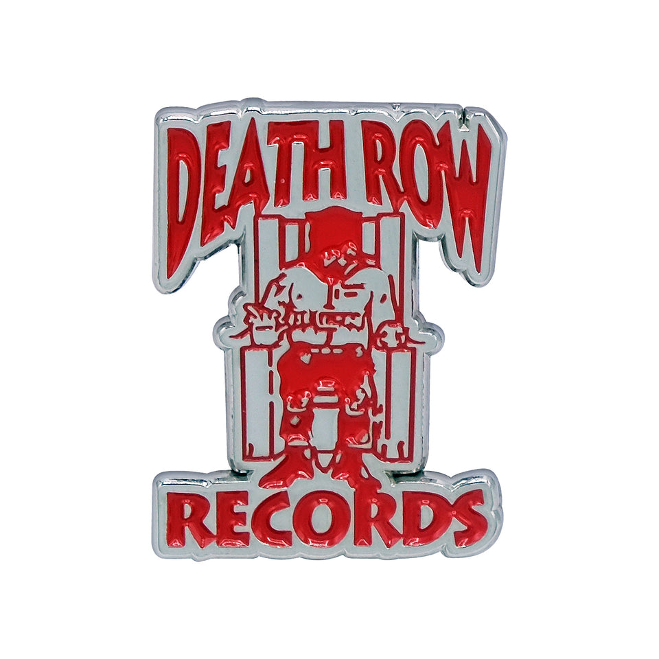 Death Row Records Lapel Pin