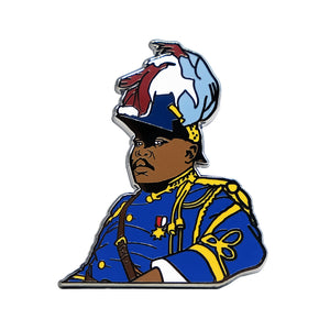 Marcus Garvey Lapel Pin.