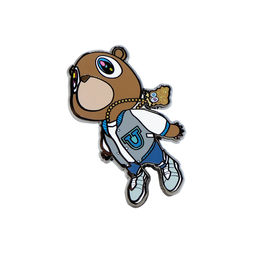 Kanye West Graduation Lapel Pin