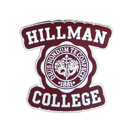 Hillman College Lapel Pin.