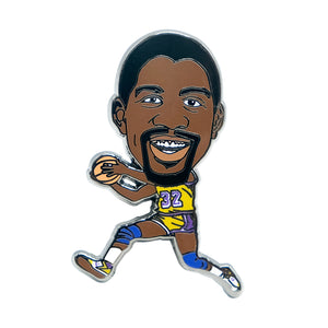 Magic Johnson Lapel Pin