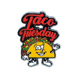 Taco Tuesday Lapel Pin