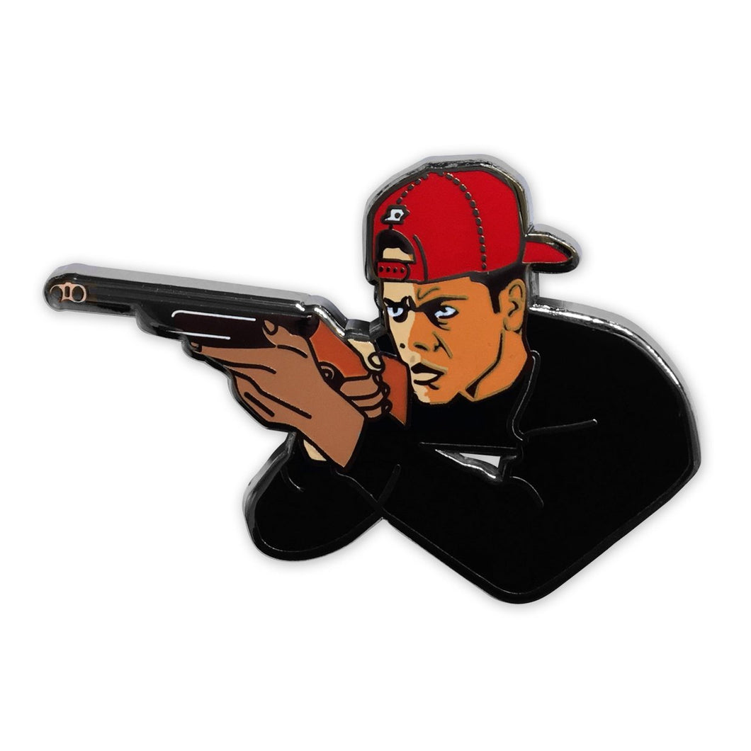 Boyz N The Hood Lapel Pin