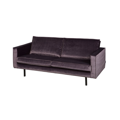 BePureHome Rodeo bank 2,5-zit velvet - Biezu
