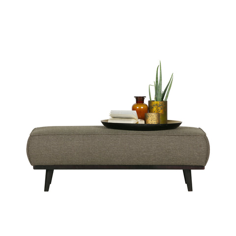 BePureHome Statement loungestoel/hocker stof