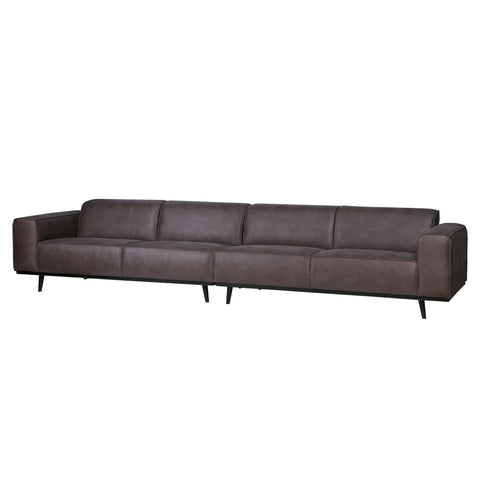 BePureHome Statement XL 4zit leder