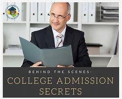 5 Insider Secrets of Colleges