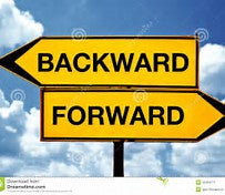 College Studies, Forward or Backward