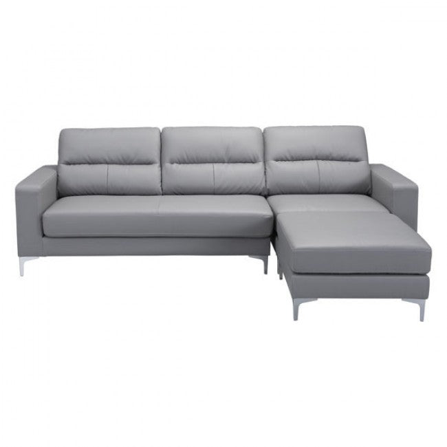 Versa Sectional - Gray