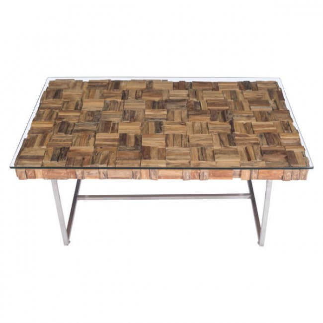 Collage Coffee Table