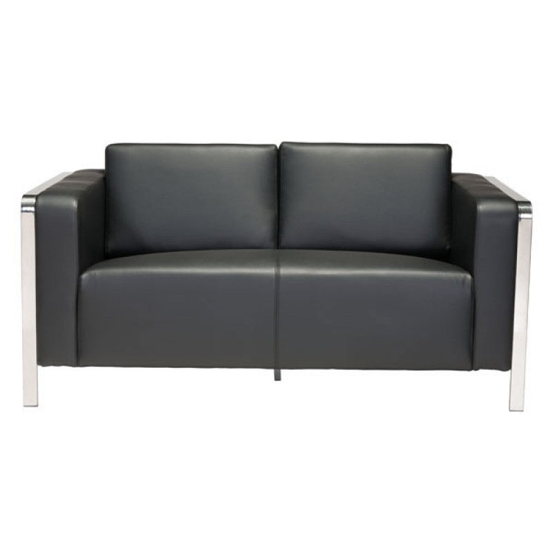 Thor Loveseat - Black