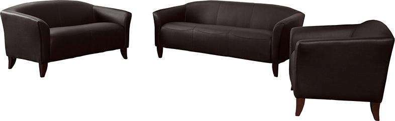 HERCULES Imperial Series Sofa Set in Brown