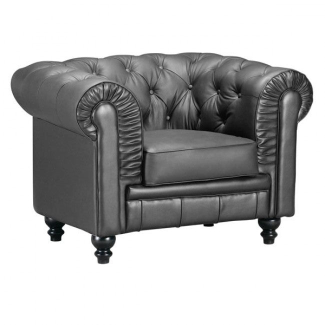 Aristocrat Arm Chair - Black