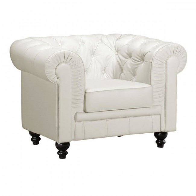 Aristocrat Arm Chair - White