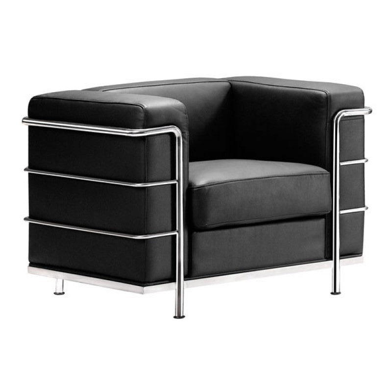 Fortress Arm Chair (Black)