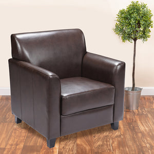 Flash Furniture Hercules Diplomat Series Leather Chair