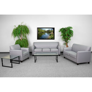 Flash Furniture Hercules Diplomat Series Sofa Set
