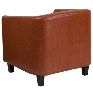 Flash Furniture Contemporary Leather Lounge Chair
