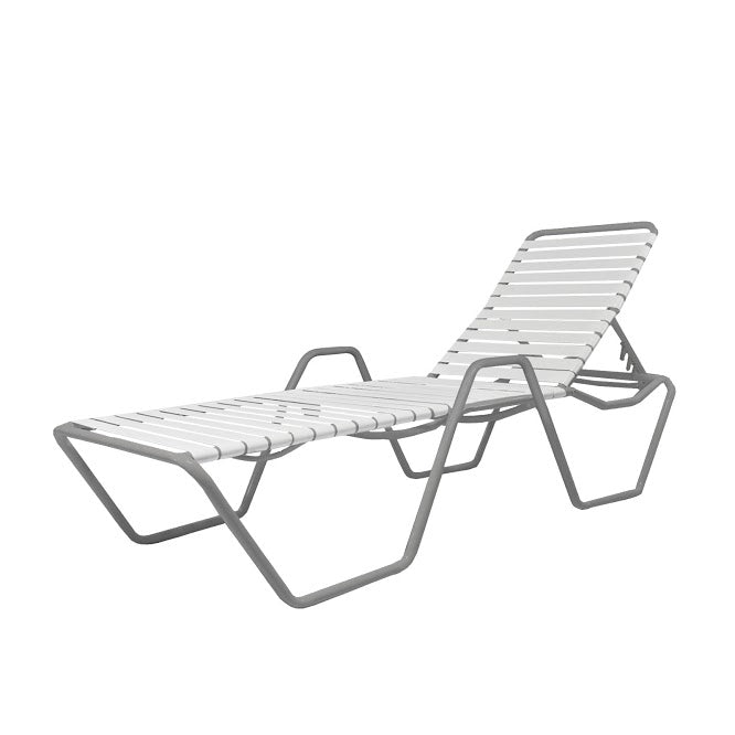Berkley Strap Chaise Lounge (Set of 2)