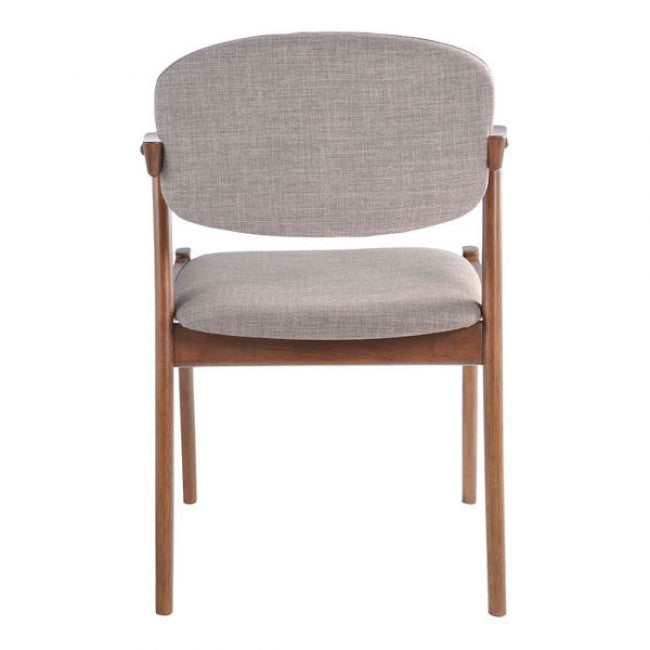 Brickell Dining Chair - Dove Gray (Set of 2)