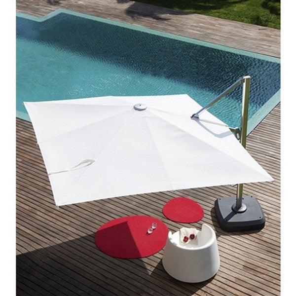 Nassau Cantilever Shade Umbrella (10' x 12')