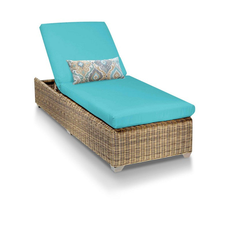 Cape Cod Outdoor Chaise Lounge - Aruba