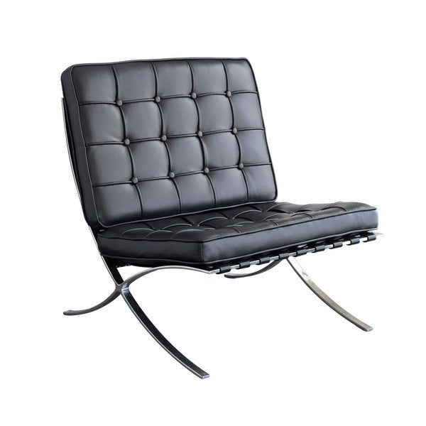 Cordoba Tufted Chair - Black