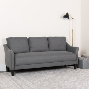 "Flash Furniture Asti 73"" Upholstered Sofa"